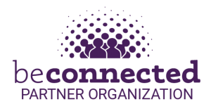 Be Connected Partner Organization badge