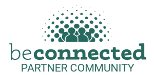 Be Connected Partner Community Badge