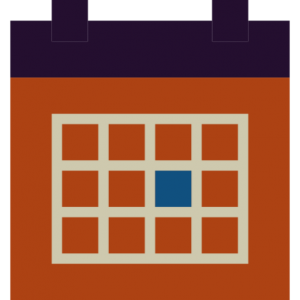 Training & Events Calendar Icon